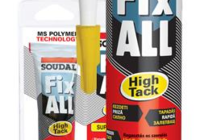 Soudal fix all high tack ragasztó