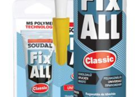 Soudal fix all classic ragasztó