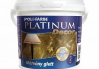 Platinum Decor Márvány Glett