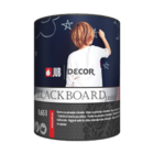 DECOR BLACKBOARD PAINT festék