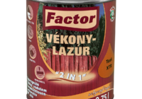 FACTOR 2 in 1 Vékonylazúr